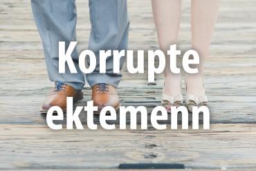 Korrupte ektemenn